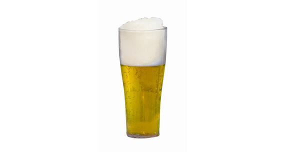Waca Weissbierbæger Drikkeflaske polycarbonat gennemsigtig